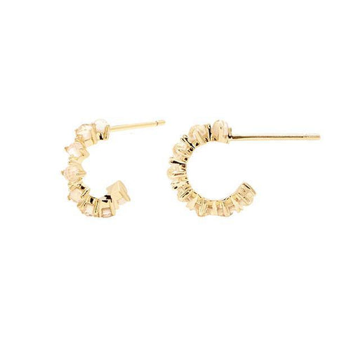 PD Paola Lady Bird Gold Earrings