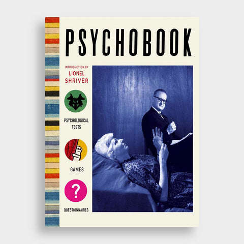 The Redstone Press - Psychobook