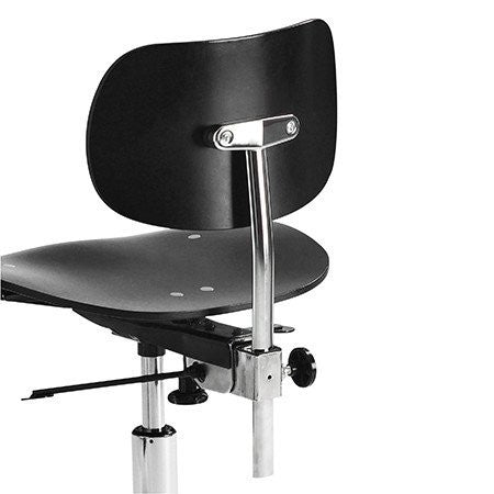 Please Wait To Be Seated: Egon Eiermann Office Chair - Black