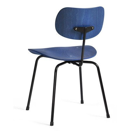 Please Wait To Be Seated: Egon Eiermann SE68 Multipurpose Chair - Blue