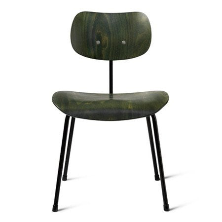 Please Wait To Be Seated: Egon Eiermann SE68 Multipurpose Chair - Dark Green