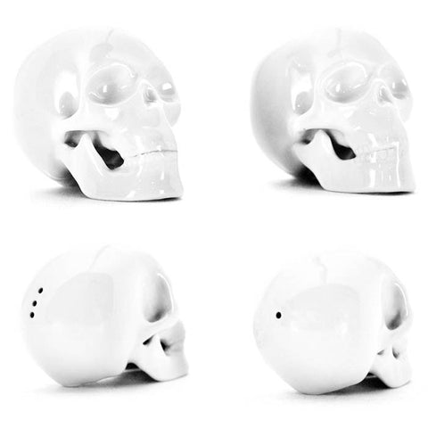 Cabinet of Curiosities - Skull salt & pepper