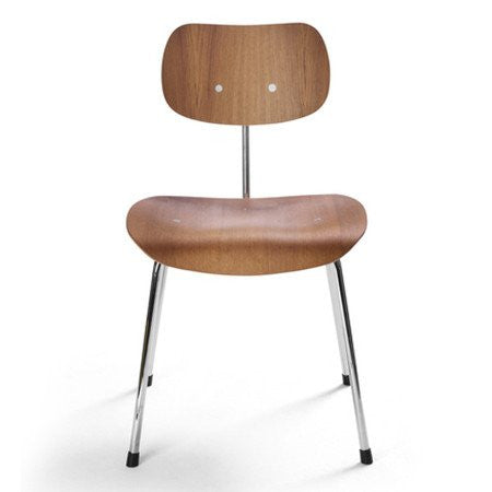 Please Wait To Be Seated: Egon Eiermann SE68 Multipurpose Chair - Teak