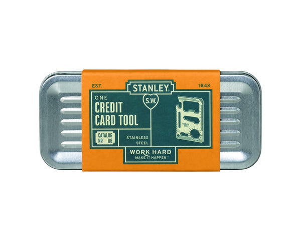 STANLEY Credit Card Tool