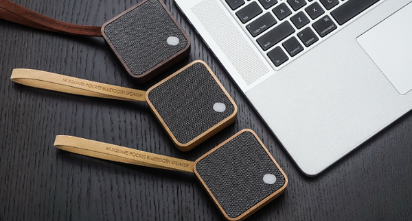 Gingko MI Square Pocket Speaker
