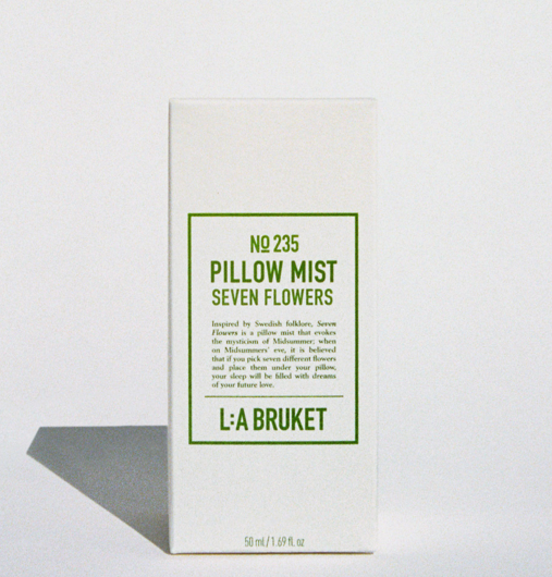 L:A Bruket - Pillow Mist Seven Flowers - 225