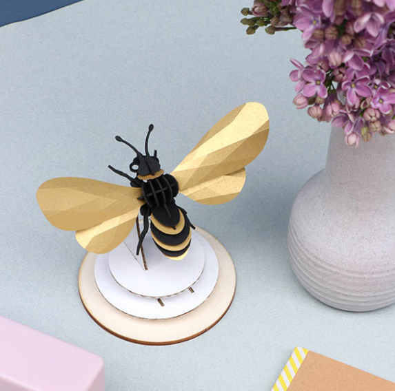 3D Entomology Insect Puzzle - Honey Bee