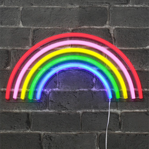 Neon Sign - Rainbow - Pree Order