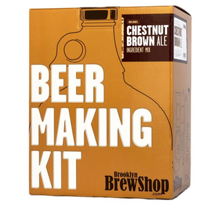 Brooklyn Brew Shop Beer Making Kit - Chestnut Brown Ale
