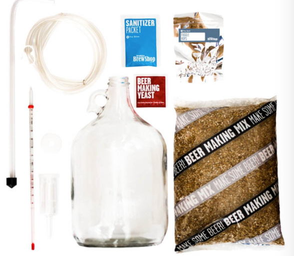 Brooklyn Brew Shop Beer Making Kit - New England Ipa