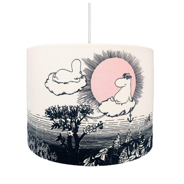 Moomin Lamp - The Sky