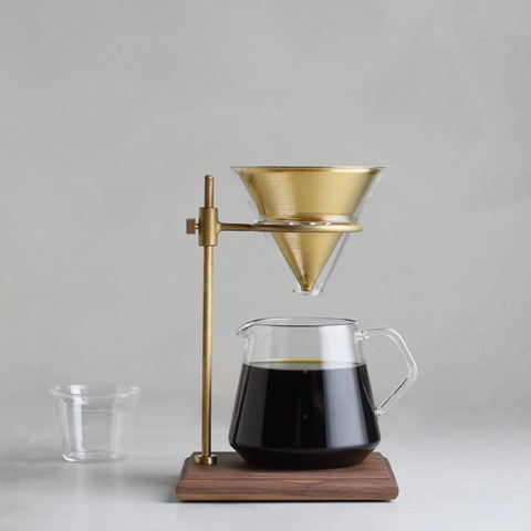 Kinto SLOW COFFEE Speciality Brewer Stand