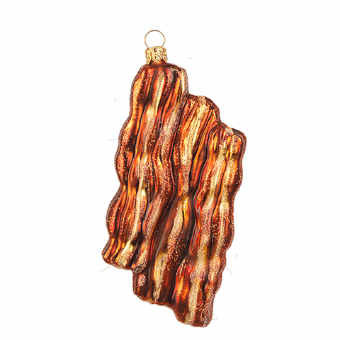 Bacon julepynt / Bacon christmas ornament