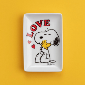 Peanuts Love Trinket Tray