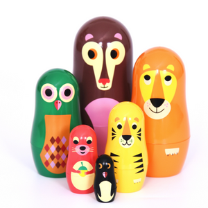 Studio Matryoshka - Animals
