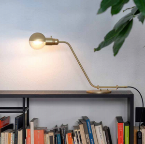 Restart Milano Bordlampe / Tablelamp - Messing/Brass