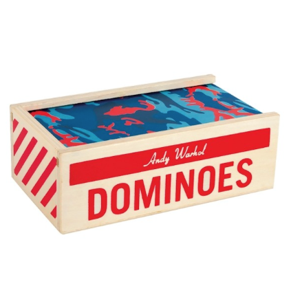 Andy Warhol Domino Kit