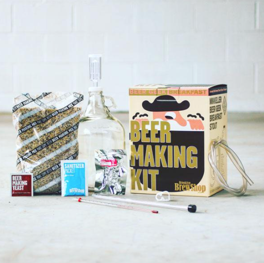 Brooklyn Brewshop Beer Making Kit - Mikkeller Beer Breakfast Stout