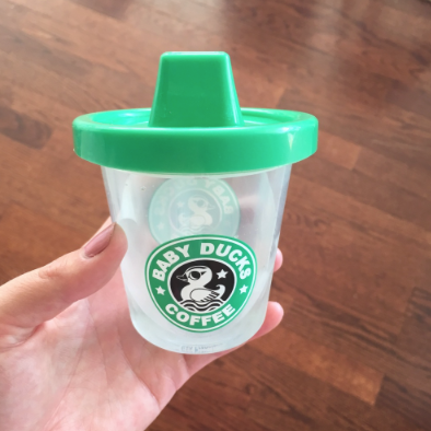Baby Starbucks Cup