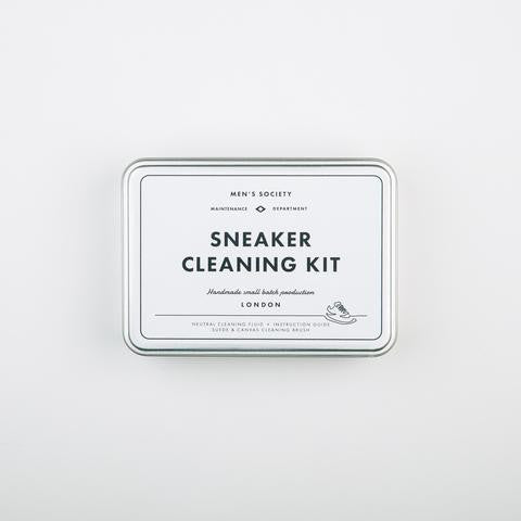 Men's Society - Sneaker Cleaning Kit - udsolgt/sold out