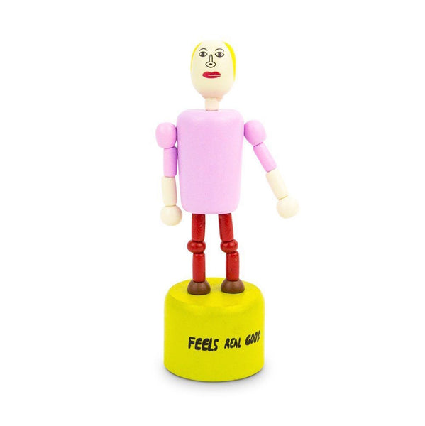 Feels Real Good Push-Up Toy