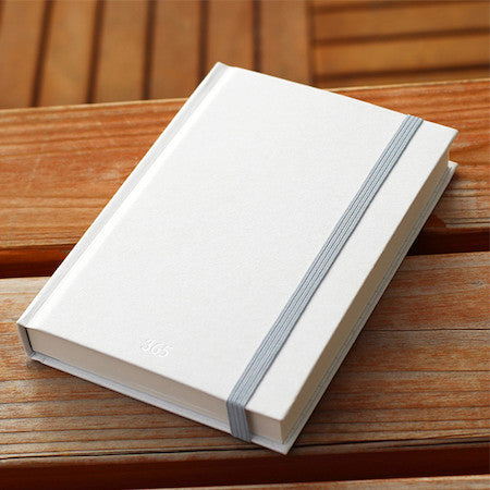 365notebook A6 - Premium Hardcover Yuki- Use Less Paper!