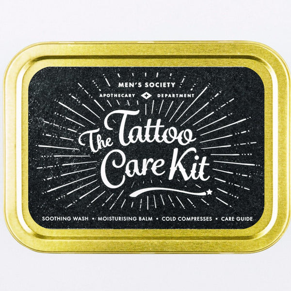 Men's Society - Tattoo Kit