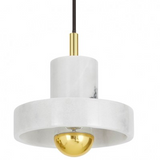 Tom Dixon Stone Pendant Light / Pendel