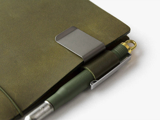 Traveler's Notebook - OLIVE EDITION