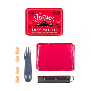 Gentlemen´s Hardware - Festival Survival Kit