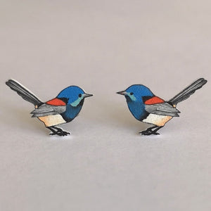 AskØ Earrings - Birds