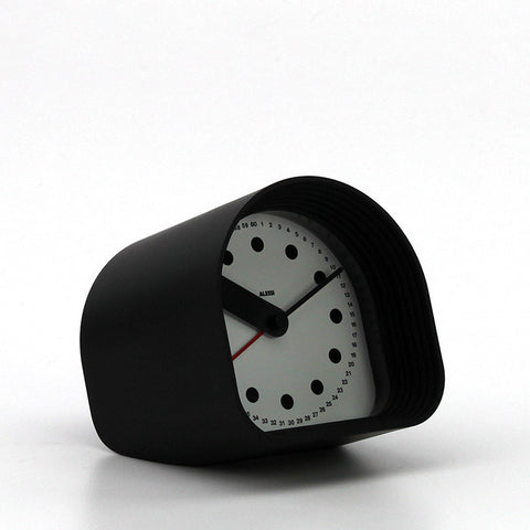 Alessi Optic Table Clock
