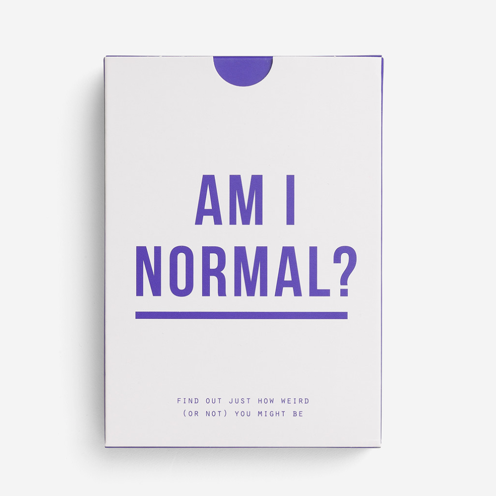 The School Of Life - Am I Normal? Card Game