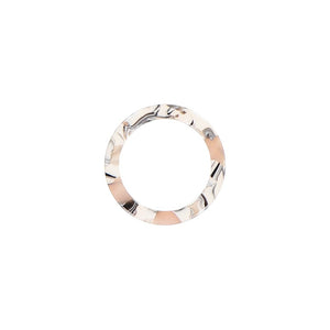 AYM Amparo Ring - Miami Rose