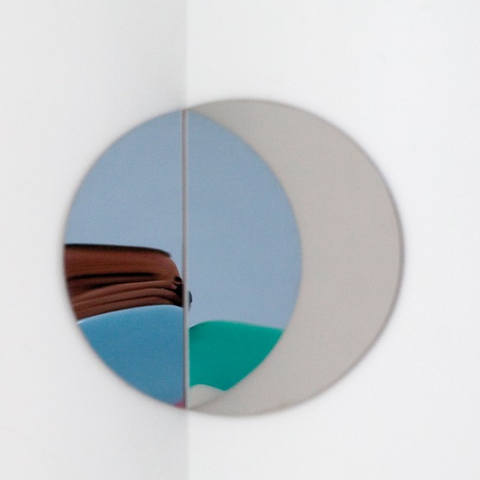 L´ Atelier d´exercices Anamorphosis Mirror / Spejl