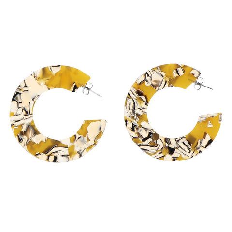 AYM Ananda Hoops - Copenhagen Yellow pt udsolgt/ pt sold out