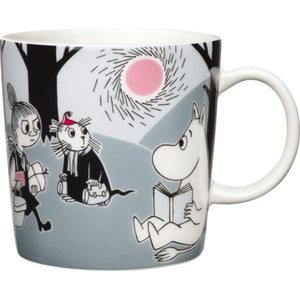 Arabia Mumikrus Mumi flytter-Eventyr / Moomin Cup Moomin Moving - Adventure