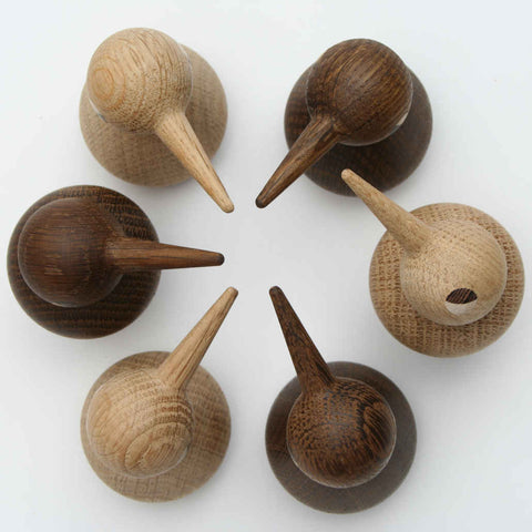 Architectmade Træfugle / Wooden birds