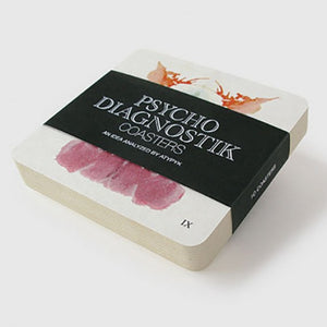 Atypyk Psycho Diagnostik Coasters