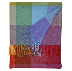 Avoca uldplaid / Avoca woolen throw