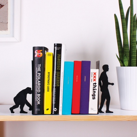 DOIY Design Evolution Bookends