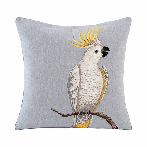 Pude med Kakadue / Cockatoo Pillow