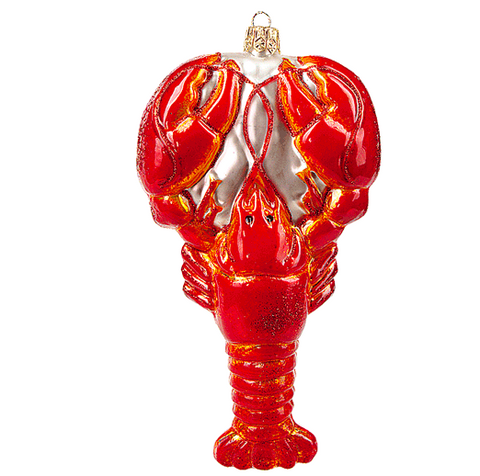 Hummer julepynt / Lobster christmas ornament