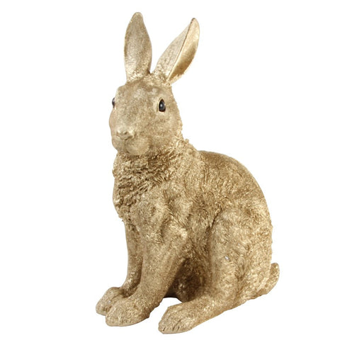 Gold Rabbit Coinbank pt. udsolgt/out of stock
