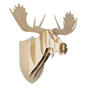 Moustache Moose Trophy