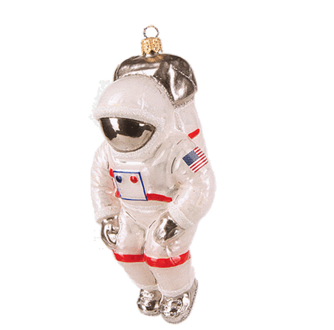 Astronaut julepynt / Cosmonaut christmas ornament - Pre-order now!