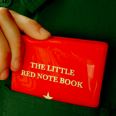 Atypyk The Little Red Notebook