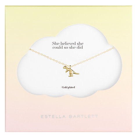 Estella Bartlett - Dinosaur Necklace