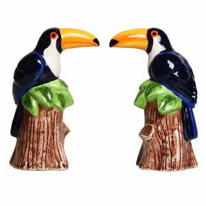 Toucan Salt & Pepper Set