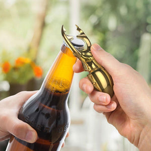 Beetle Bottle Opener